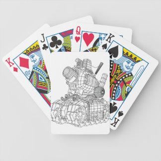 Baralhos De Poker robot-2