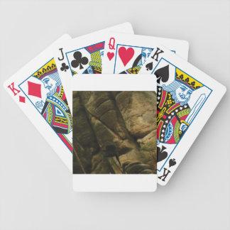 Baralhos De Poker rochas cinzentas do burburinho