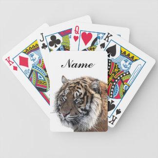 Baralhos De Poker Tigre de Bengal