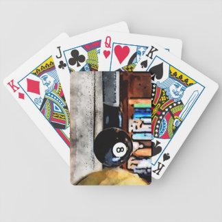 Baralhos De Poker Tiro para a bola oito