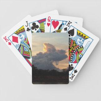 Baralhos De Poker Tubarão da nuvem
