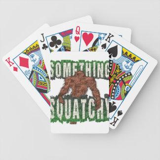Baralhos De Pôquer Algo Squatchy