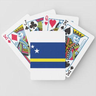 Baralhos De Pôquer Baixo custo! Curaçau embandeira