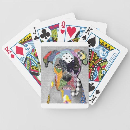 Baralhos De Pôquer Boxer Portrait