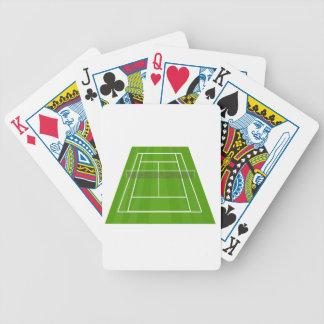 Baralhos De Pôquer Campo de ténis