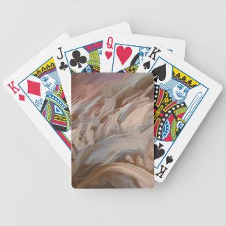 Baralhos De Pôquer Canecas e cartões de jogo com trabalhos de arte do