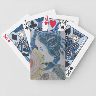 Baralhos De Pôquer Caranguejo azul