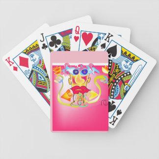 Baralhos De Pôquer Cartões de jogo