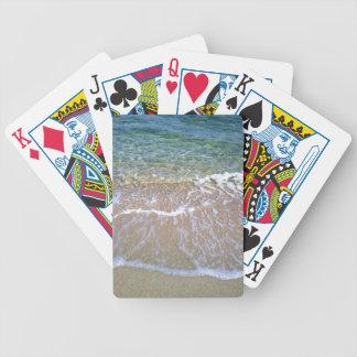 Baralhos De Pôquer Cartões de jogo do póquer de Bicycle® do beira-mar