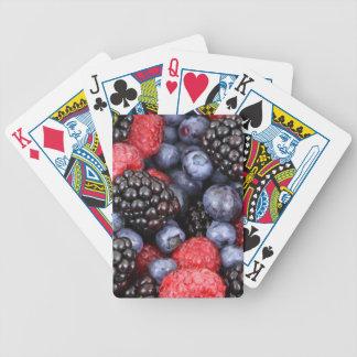 Baralhos De Pôquer fundo das bagas