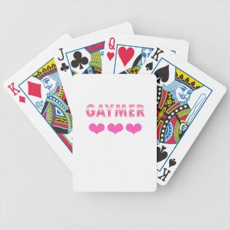 Baralhos De Pôquer Gaymer (v2)