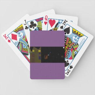 Baralhos De Pôquer grupo de cartão legal do póquer do Dia das Bruxas