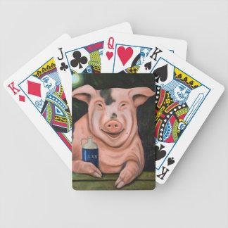 Baralhos De Pôquer Hogging Moonshine