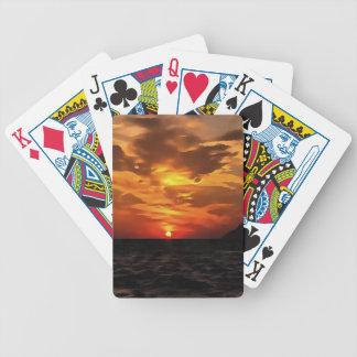 Baralhos De Pôquer Horizontes queimados