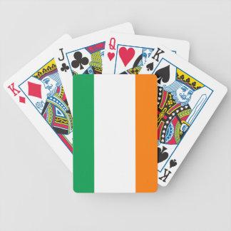 Baralhos De Pôquer Ireland-Bandeira