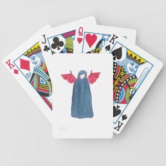 Baralhos De Pôquer Menina do demónio