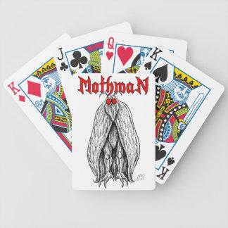 Baralhos De Pôquer Mothman