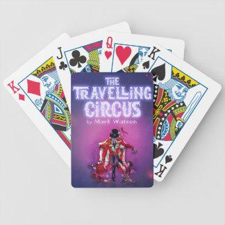 Baralhos De Pôquer O circo de viagem