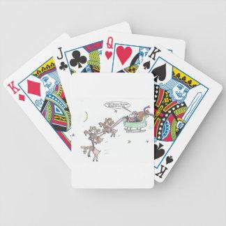 Baralhos De Pôquer Passeio do Natal