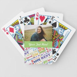 Baralhos De Pôquer Presentes originais e especiais do partido de