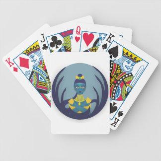 Baralhos De Pôquer Princesa da lua