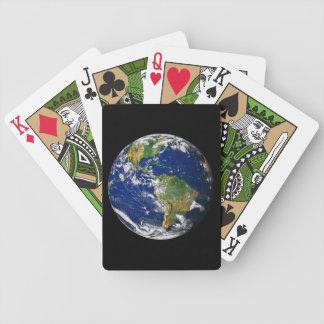 Baralhos De Pôquer Terra do planeta