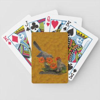 Baralhos De Pôquer Tordo dos remedos (Arkansas, Florida, Mississippi,