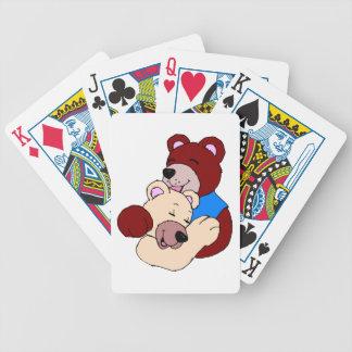 Baralhos De Pôquer Ursos peluches