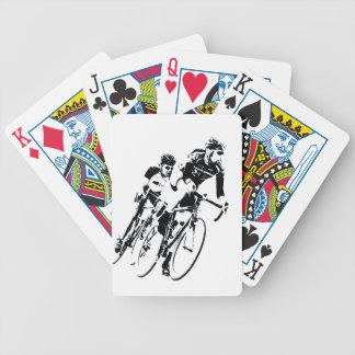 Baralhos Para Poker Bicycle pilotos na volta