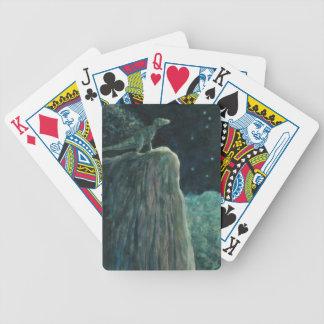 Baralhos Para Poker Canecas e cartões de jogo com trabalhos de arte do