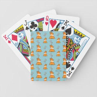 Baralhos Para Poker Cartões de jogo superiores da bicicleta do bumbum