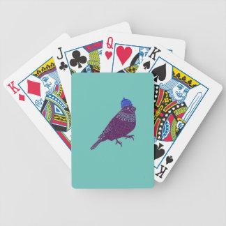 Baralhos Para Poker Christmassy morno e bonito