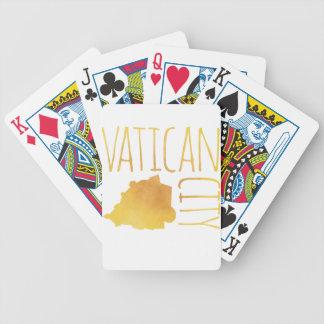 Baralhos Para Poker Cidade do Vaticano