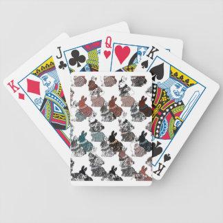 Baralhos Para Poker Coelhos