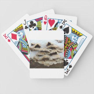 Baralhos Para Poker Cogumelos no inverno