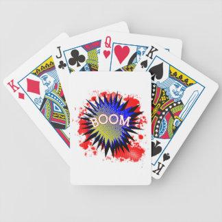 Baralhos Para Poker Crescimento cómico