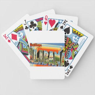 Baralhos Para Poker Cumprimentos de Alabama