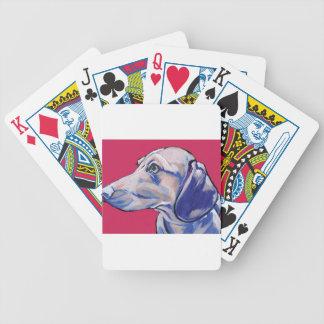 Baralhos Para Poker dachshund