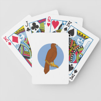Baralhos Para Poker Desenho Cunha-atado australiano da vara de Eagle