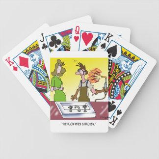 Baralhos Para Poker Desenhos animados 6139 da soldadura