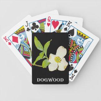 Baralhos Para Poker Dogwood de Virgínia