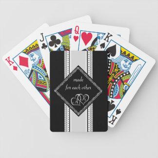 Baralhos Para Poker Feito para se o monograma