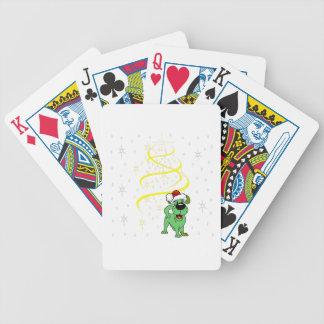Baralhos Para Poker Filhotes de cachorro do Natal