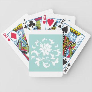 Baralhos Para Poker Flor oriental - Limpet Shell