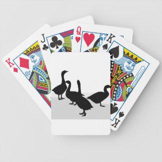Baralhos Para Poker Gansos