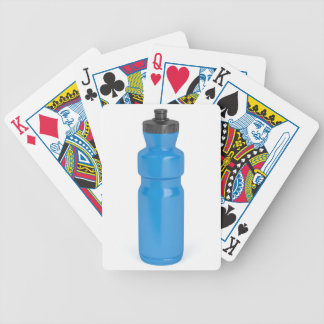 Baralhos Para Poker Garrafa plástica azul