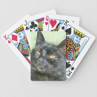 Baralhos Para Poker Gato preto