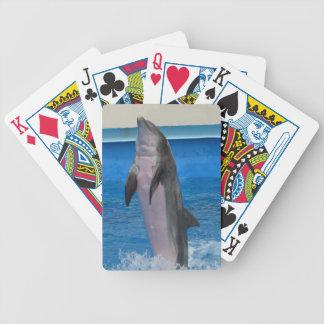 Baralhos Para Poker Golfinho de Mississippi