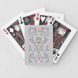 Baralhos Para Poker hino nacional do Reino Unido