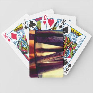 Baralhos Para Poker Macro abstrato